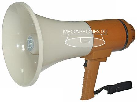 AT-M125A Arstel - ручной мегафон с встроенным микрофоном
