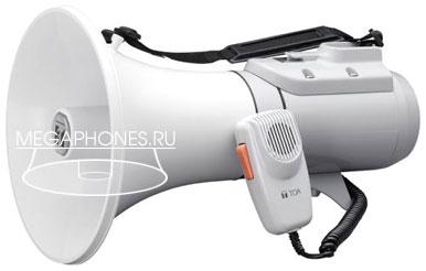 ER-2215 TOA - ручной мегафон с выносным микрофоном