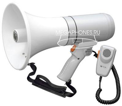 ER-3215 TOA - ручной мегафон с выносным микрофоном